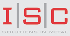 ISC Ltd is a world renowned company   specialising in the design, development and manufacture of innovative   engineered components and other 'solutions in metal'.